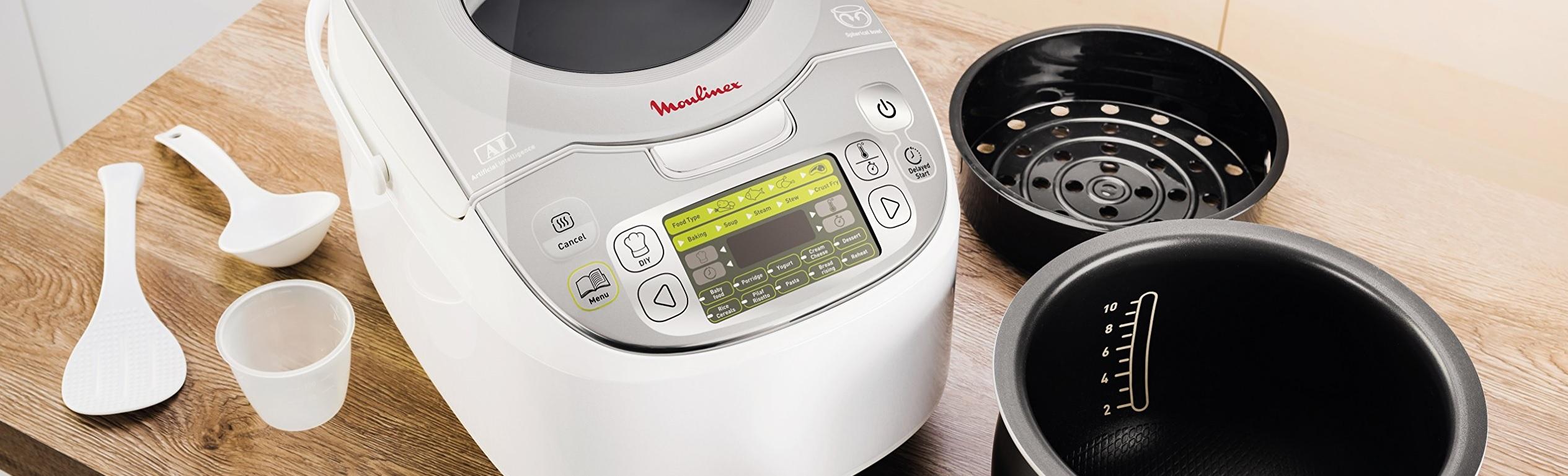 Recetas de cocina faciles con el Robot Multichef Advanced de Moulinex